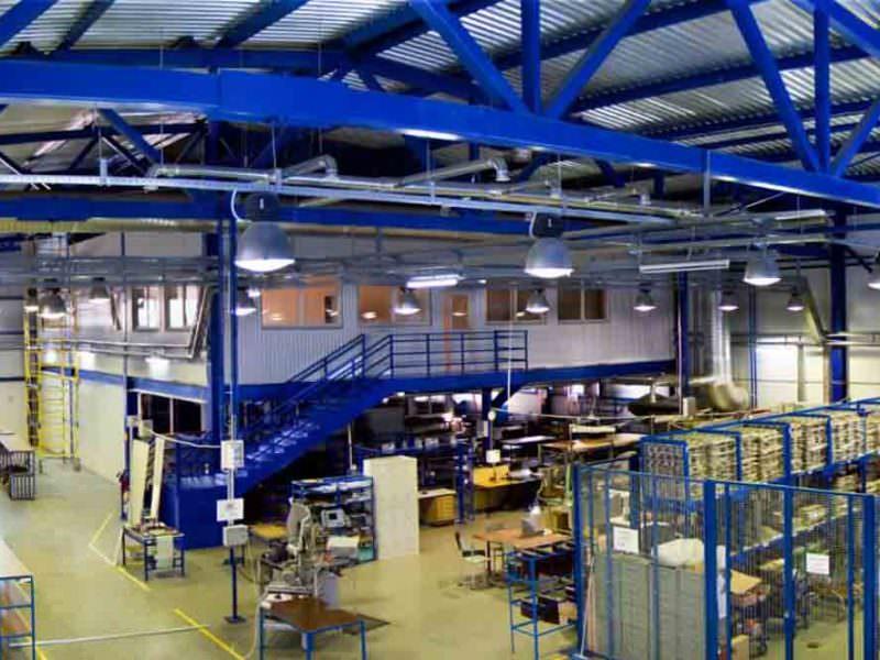 Mezzanine Floors Southampton