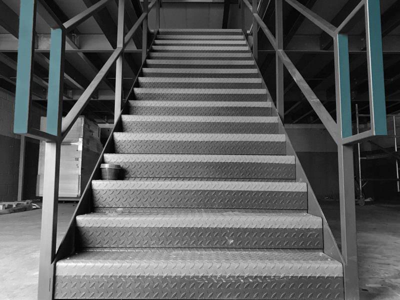 mezzanine floors watford